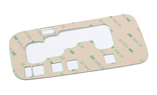 Highitem New 1Pcs Aluminum Inner Accessories Trim Gear Frame Cover for Jeep Wrangler 2011-2016 (Purple) by Highitem (Image #4)