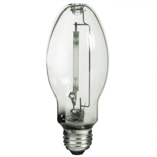 SYLVANIA 67502 - LU50 - HPS - 50 Watt - Lumalux - High Pressure Sodium - Medium Base - LU50/MED 50 Watt E17 Medium Base