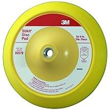 "3M 05579 Stikit 8"" Disc Pad"
