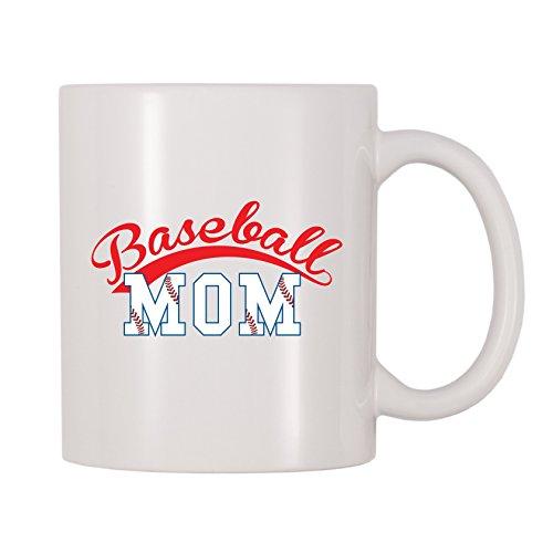 4 All Times Baseball Mom Coffee Mug (11 oz)