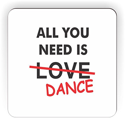 All you need is…Dance Square Fridge (Dance Refrigerator Magnet)