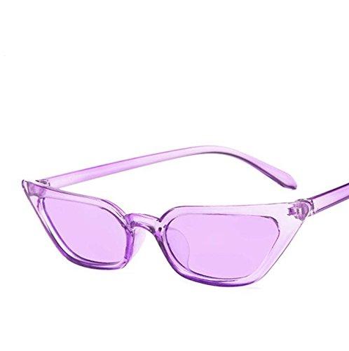 QWhing violet Voyage Lunettes de Soleil nbsp;Lunettes de rétro Chat Soleil de Outdoor œil UV400 ORqO6rwx4