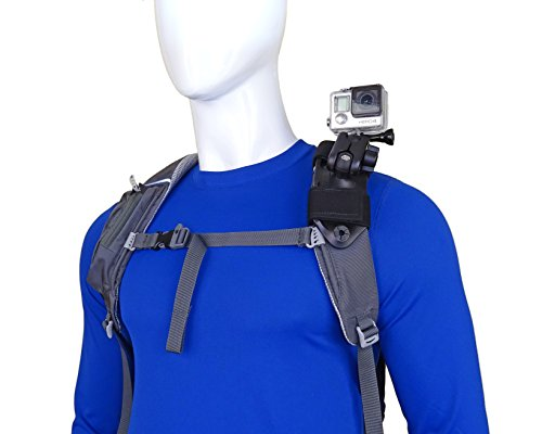 STUNTMAN Pack Mount Shoulder Cameras