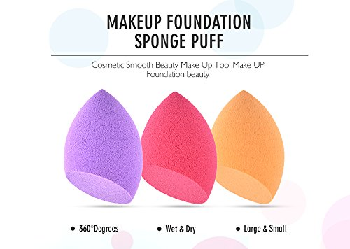 casa shop Makeup Sponge Puff Eggs Blending Foundation Flawless Smooth Powder Beauty Cosmetic - Online Dior Shop