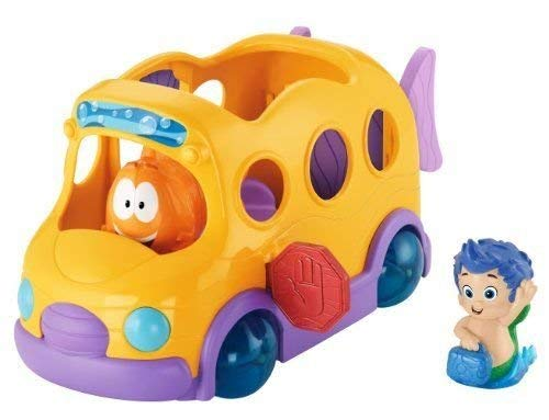 Nickelodeons Bubble Guppies Swim-sational School Bus ,#G14E6GE4R-GE 4-TEW6W225100 ()