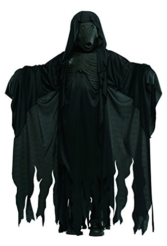 [Harry Potter Dementor Costume] (Harry Potter Dementor Fancy Dress Costume)