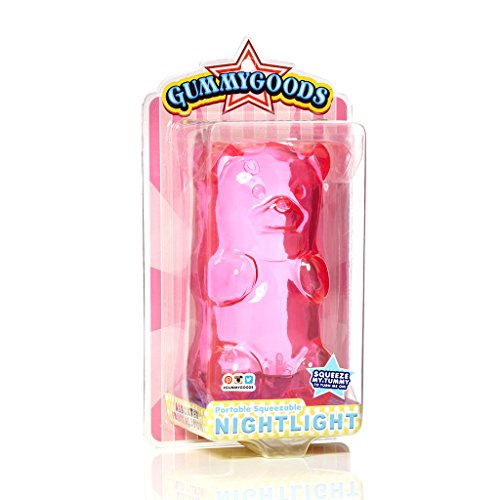 [Gummygoods Nightlight - Pink] (Firefly Kids Costumes)