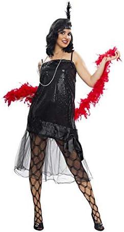 Disfraz barato de Cabaret en varias tallas para mujer: Amazon.es ...