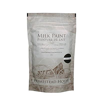 Homestead House Milk Paint 1 Qt (Coal Black)