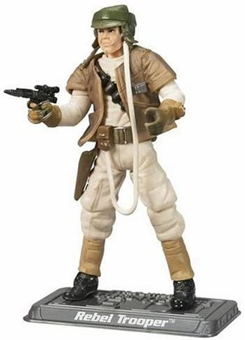 STAR WARS-Endor Rebel Soldier par Hasbro