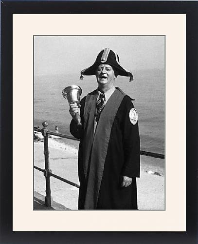 Town Crier Costumes (Framed Print Of Dorset Town Crier)
