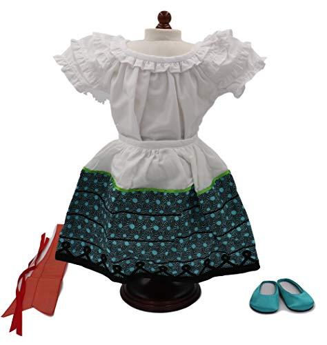 American Girl Josefina Josefina's Feast Outfit (American Girl Doll Josefina)