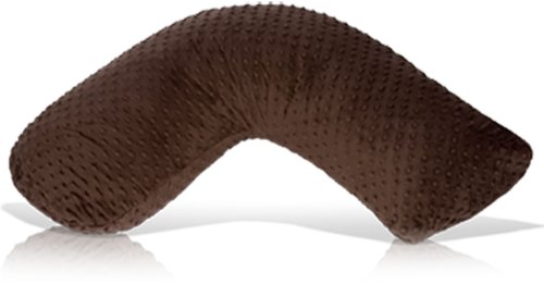 Luna Lullaby Nursing Pillow - Chocolate ()