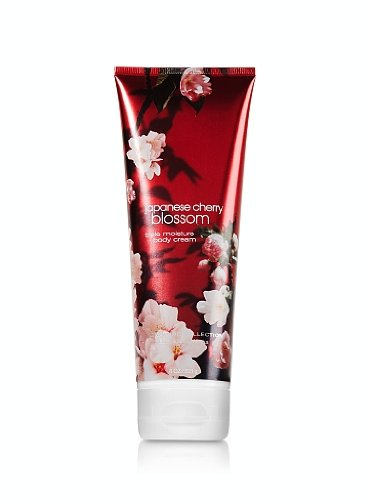 Bath and Body Works Japanese cherry blossom Triple Moisture Crème Corps 8 OZ