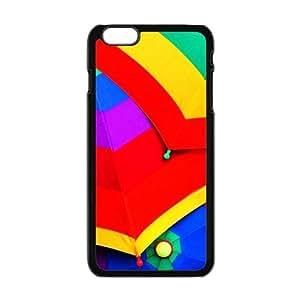 """Iphone 6 Plus Slim Case Colorful Umbrellas Design Cover For Iphone 6 Plus (5.5"""")"""