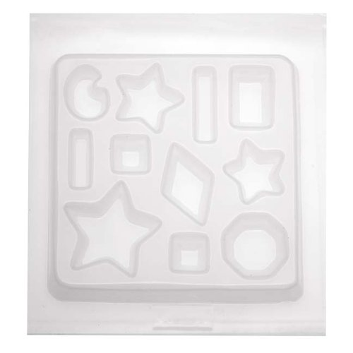 (Yaley Resin Epoxy Mold For Jewelry Casting - 11 Assorted Jewels)