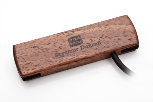 Seymour Duncan SA-3SC Acoustic Guitar Pickup - Walnut ()