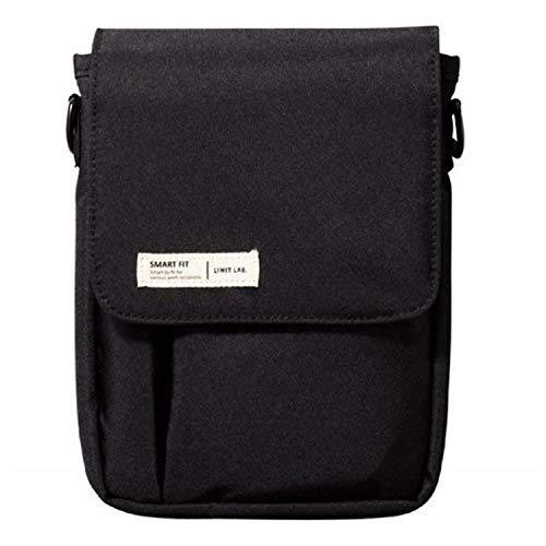 LIHIT LAB Belt Bag, Black, 7.1 x 5.1 Inches (A7574-24) by LIHITLAB