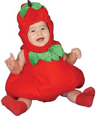Dress Up America Conjunto de Disfraces bebé Manzana: Amazon.es ...