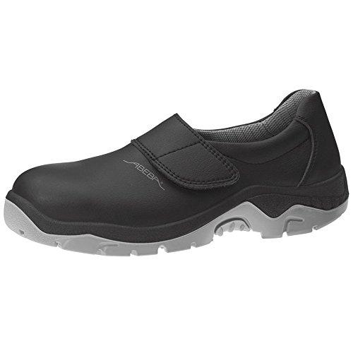 """Abeba 2135-51 tamaño 51 """"un átomo"""" Loafer de seguridad - negro"""