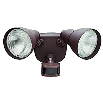 Defiant 270 Degree Outdoor Rust Motion Security Light