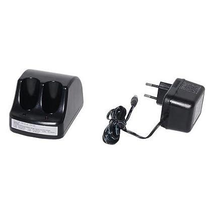 SIla cargador + 2 x batería de Ni-CD para Black & Decker B&D ...