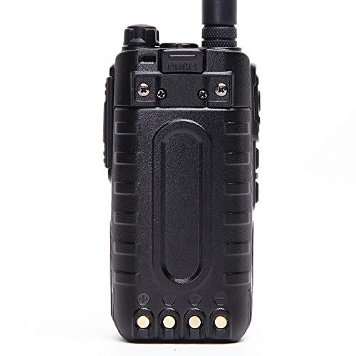 High Power 10W Tri-Band Ham Radio,Portable Long Range Walkie Talkies for Adults,4000mAh Rechargeable Li-ion Battery,200 Channel Two-Way Radios Built-in VOX Amateur Handheld Transceiver with Headset by FEILESS (Image #8)