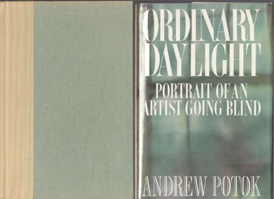 Ordinary daylight: Portrait of an artist going blind