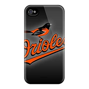 Protective Hard Cell-phone Case For Iphone 6plus With Custom Beautiful Baltimore Orioles Series CristinaKlengenberg