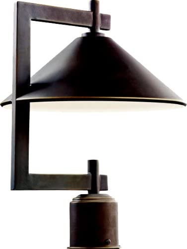 Olde Bronze Kichler 49061OZ Ripley Indoor//Outdoor Wall 1-Light