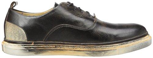 Bed Stu Men's Bishop Fashion Sneaker, Black Rustic, 13 M US by Bed Stu (Image #7)