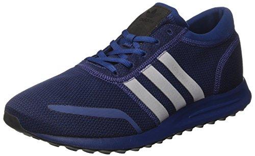 adidas los Angeles, Zapatillas Unisex Adulto, Gris Azul (Mystery Blue/ftwr White/core Black)