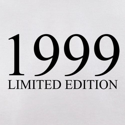 1999 Limierte Auflage / Limited Edition - 18. Geburtstag - Damen T-Shirt - Weiß - S