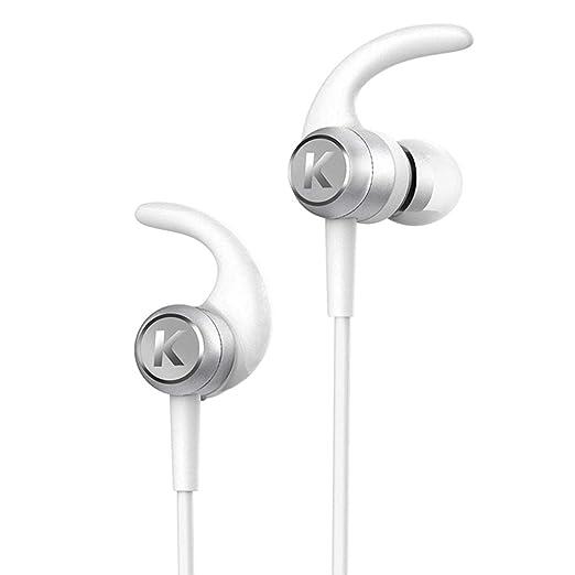 XXW Auricular Bluetooth Asa Magnética Inalámbrica Auriculares ...