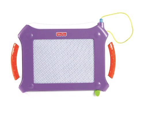 Fisher-Price Travel Doodler Pro, Purple