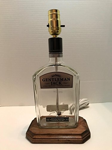Used, Jack Daniels Gentleman's Jack Lamp, Jack Daniels Gentleman's for sale  Delivered anywhere in USA