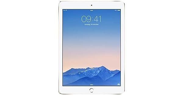 Apple iPad Air 2 16GB Oro - Tablet (Tableta de tamaño completo, iOS, Pizarra, iOS, Oro, Polímero de litio): Amazon.es: Informática