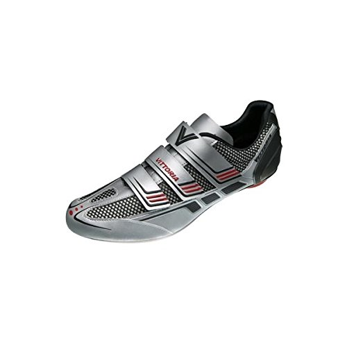 Vittoria MSG Shoes in Silver Eur 46, Silver