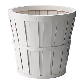 IKEA Kalasa - Crisol de la planta, blanco - 24 cm