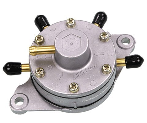 MIKUNI FUEL PUMP TRIPLE OUTLET, Manufacturer: MIKUNI, Manufacturer Part Number: DF52/92-AD, Stock Photo - Actual parts may vary. (Mikuni Triple Fuel Pump compare prices)