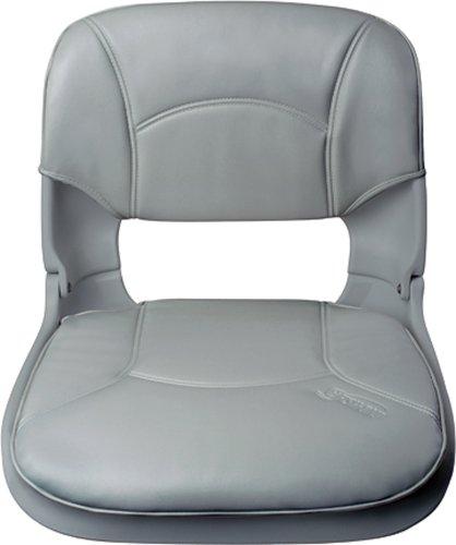 Tempress Low Back AW QD Combo Gray Seat/Gray ()