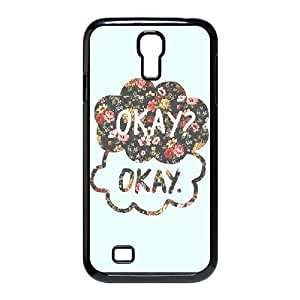Unique Design -ZE-MIN PHONE CASE For SamSung Galaxy S4 Case -The Fault In Our Stars (Extended) Pattern 7