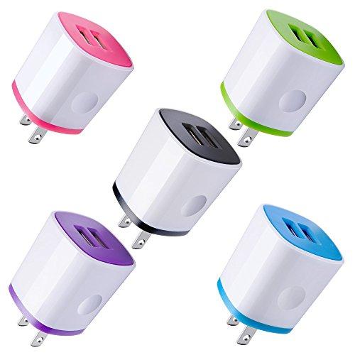 USB Charger Wall Plug