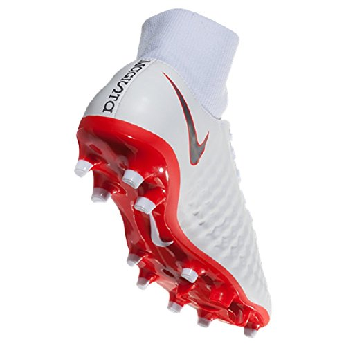 Scarpa Bianco Nike Uomo Calcio Rosso Mainapps PFdq6wd