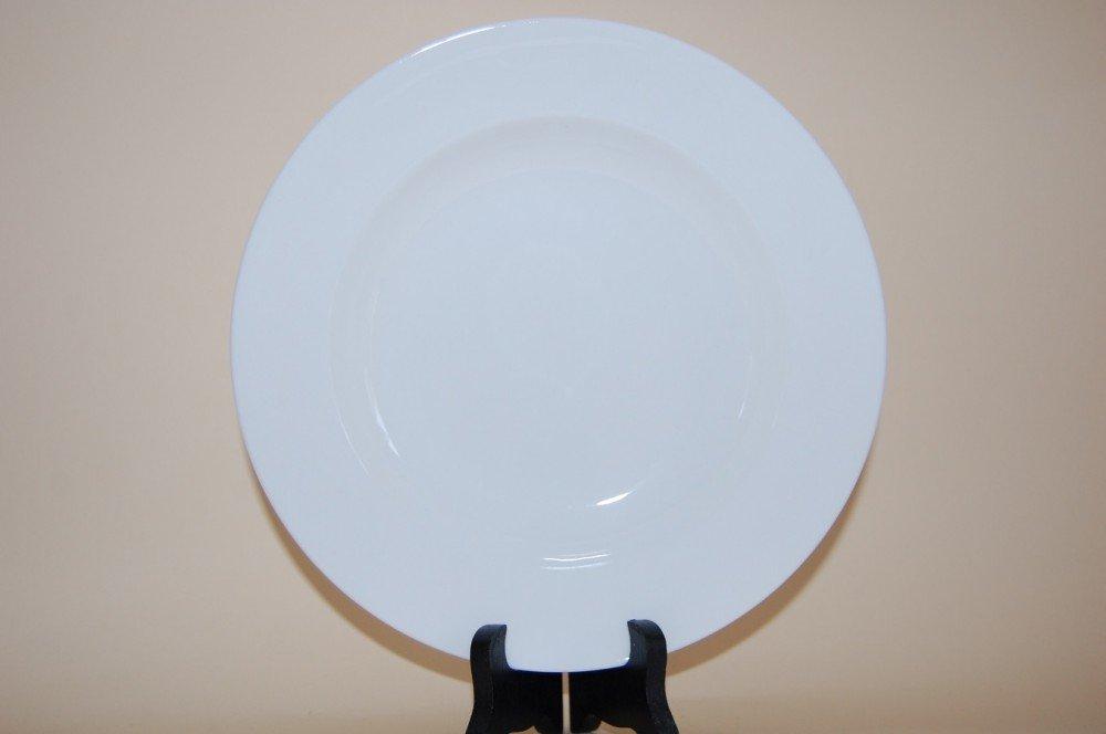 Suppenteller 22,5cm Timeless weiss weiß uni Clou /& Classic NEU