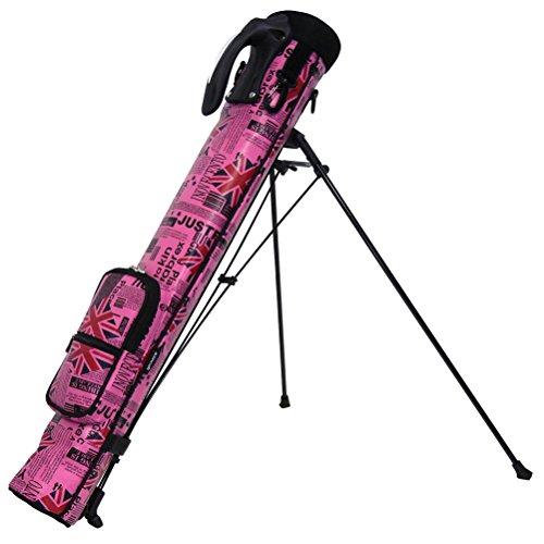 カタログ恵みラリーAZROF(アズロフ) クラブケース - スタンド式クラブケース 72:ユニオンピンク  16AZ-SSC02   全長:80cm