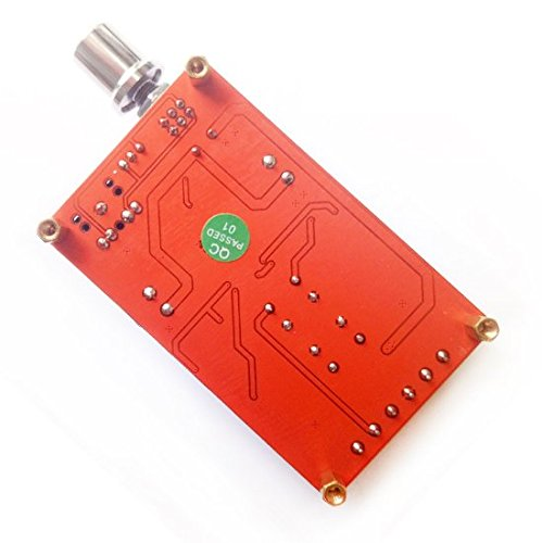 TPA3116D2 Arduino Covvy Digital Power Amplifier Board 2X50W Class D 24V Dual Channel Stereo AMP for Vehicle Auto Computer Audio System DIY Speakers