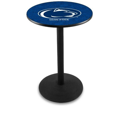 Holland Bar Stool L214B Pennsylvania State University Officially Licensed Pub Table, 28