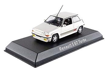"""Norev NV510521 - Escala 1:43 """"1989 Renault 5 GT Turbo Modelo fundido"""