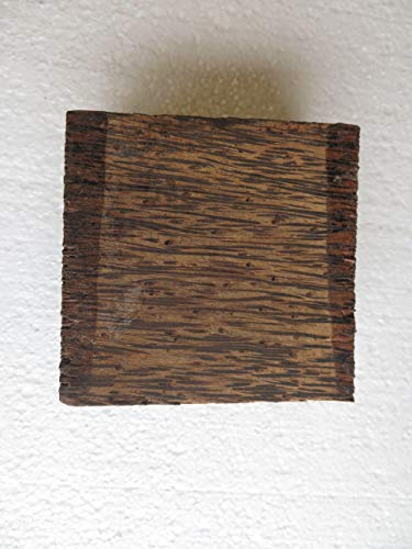 Black Palm Bowl Blank 4 x 4 x 2